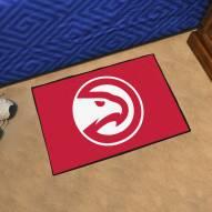 Atlanta Hawks Starter Rug