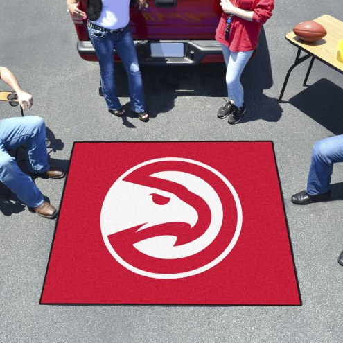 Atlanta Hawks Tailgate Mat