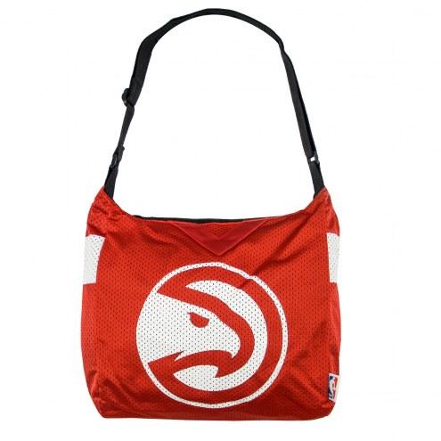 Atlanta Hawks Team Jersey Tote