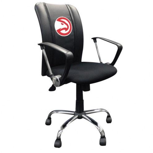 Atlanta Hawks XZipit Curve Desk Chair