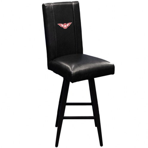 Atlanta Hawks XZipit Swivel Bar Stool 2000 with Secondary Logo