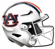 "Auburn Tigers 12"" Helmet Sign"