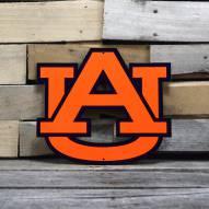 "Auburn Tigers 12"" Steel Logo Sign"