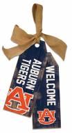 "Auburn Tigers 12"" Team Tags"