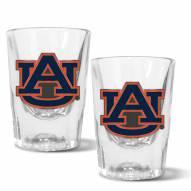Auburn Tigers 2 oz. Prism Shot Glass Set
