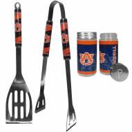 Auburn Tigers 2 Piece BBQ Set with Tailgate Salt & Pepper Shakers