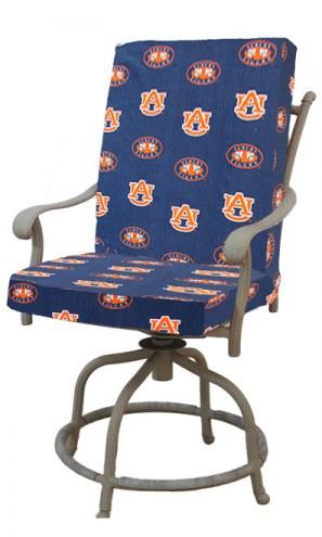 Auburn Tigers 2 Piece Chair Cushion