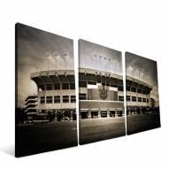 "Auburn Tigers 24"" x 48"" Stadium Canvas Print"