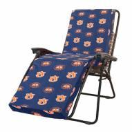 Auburn Tigers 3 Piece Chaise Lounge Chair Cushion
