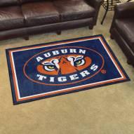 Auburn Tigers 4' x 6' Area Rug