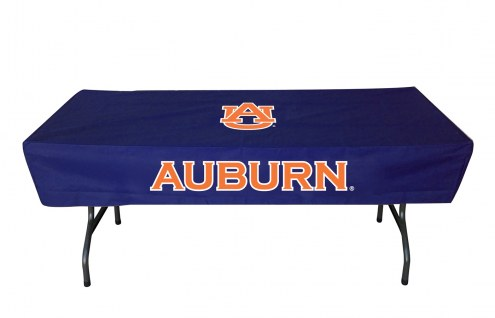 Auburn Tigers 6' Table Cover