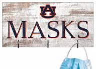 "Auburn Tigers 6"" x 12"" Mask Holder"