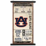Auburn Tigers Kickoff Printed Canvas Banner