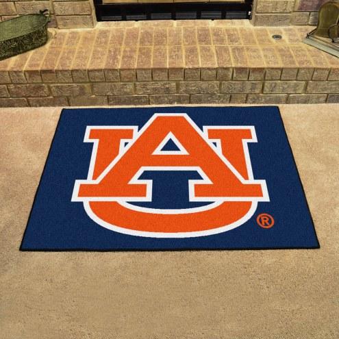 """Auburn Tigers """"AU"""" All-Star Mat"""