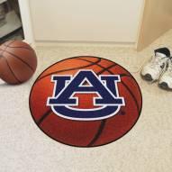 "Auburn Tigers ""AU"" Basketball Mat"