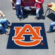 """Auburn Tigers """"AU"""" Tailgate Mat"""