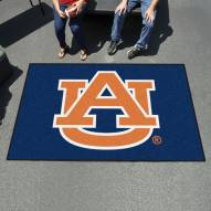 "Auburn Tigers ""AU"" Ulti-Mat Area Rug"