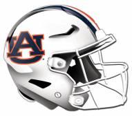 Auburn Tigers Authentic Helmet Cutout Sign