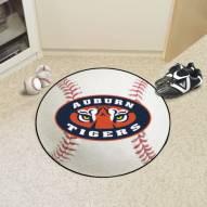 Auburn Tigers Baseball Rug