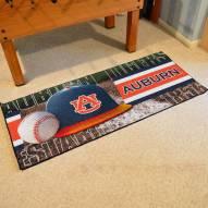 Auburn Tigers Baseball Runner Rug