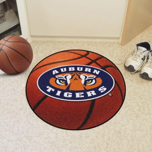 Auburn Tigers Basketball Mat