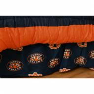Auburn Tigers Bed Skirt