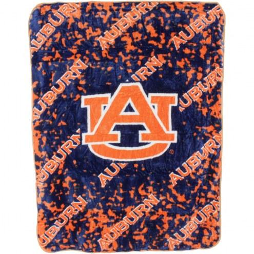 Auburn Tigers Bedspread