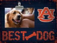 Auburn Tigers Best Dog Clip Frame