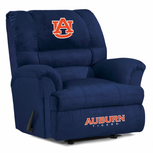 Auburn Tigers Big Daddy Recliner