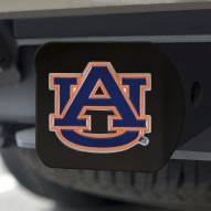 Auburn Tigers Black Color Hitch Cover