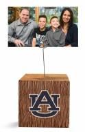 Auburn Tigers Block Spiral Photo Holder