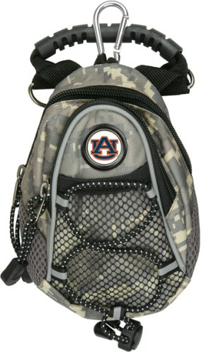 Auburn Tigers Camo Mini Day Pack