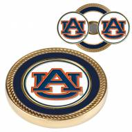 Auburn Tigers Challenge Coin with 2 Ball Markers