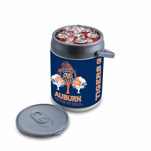 Auburn Tigers College Can Cooler