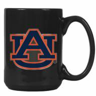 Auburn Tigers College 2-Piece Ceramic Coffee Mug Set
