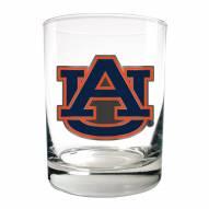 Auburn Tigers College 2-Piece 14 Oz. Rocks Glass Set
