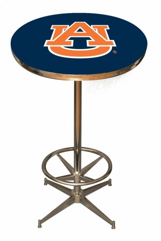 Auburn Tigers College Team Pub Table