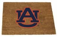 Auburn Tigers Colored Logo Door Mat