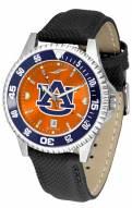Auburn Tigers Competitor AnoChrome Men's Watch - Color Bezel