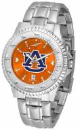 Auburn Tigers Competitor Steel AnoChrome Men's Watch