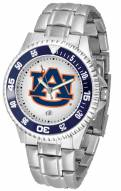 Auburn Tigers Competitor Steel Men's Watch