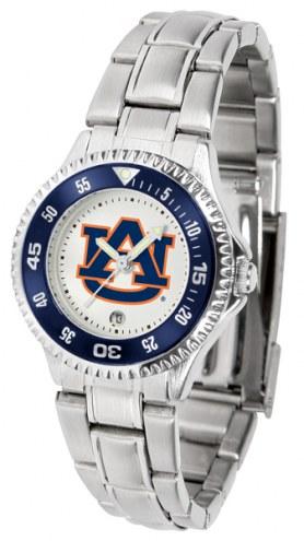 Auburn Tigers Competitor Steel Women's Watch