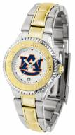 Auburn Tigers Competitor Two-Tone Women's Watch
