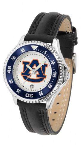 Auburn Tigers Competitor Women's Watch