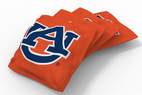 Auburn Tigers Cornhole Bags - Set of 4