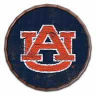 """Auburn Tigers Cracked Color 16"""" Barrel Top"""