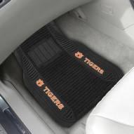 Auburn Tigers Deluxe Car Floor Mat Set