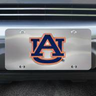 Auburn Tigers Diecast License Plate