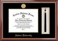Auburn Tigers Diploma Frame & Tassel Box