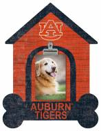 Auburn Tigers Dog Bone House Clip Frame